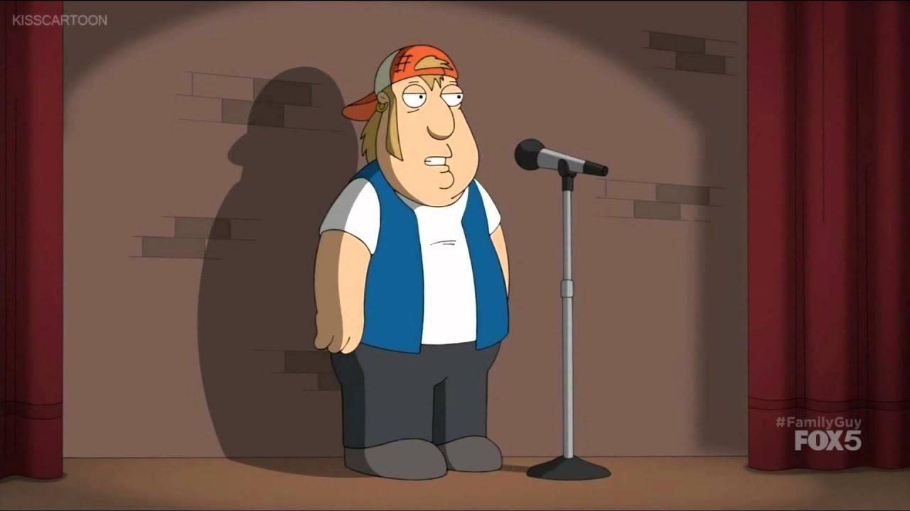 Family Guy Best Skit B...H Jon Benjamin
