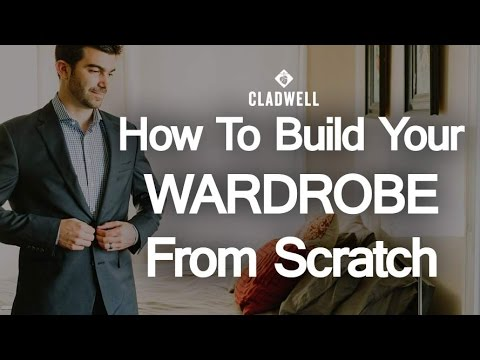 Shortcut When Building Wardrobe From Scratch | Clothing Buying