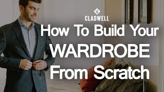 Shortcut When Building Wardrobe From Scratch | Clothing Buying Checklists & Technology | Cladwell