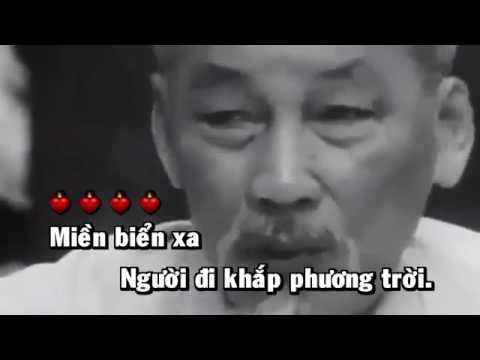 Bài ca Hồ CHí Minh karaoke