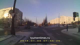ДТП сбили пешехода Снежинск 03 02 2018