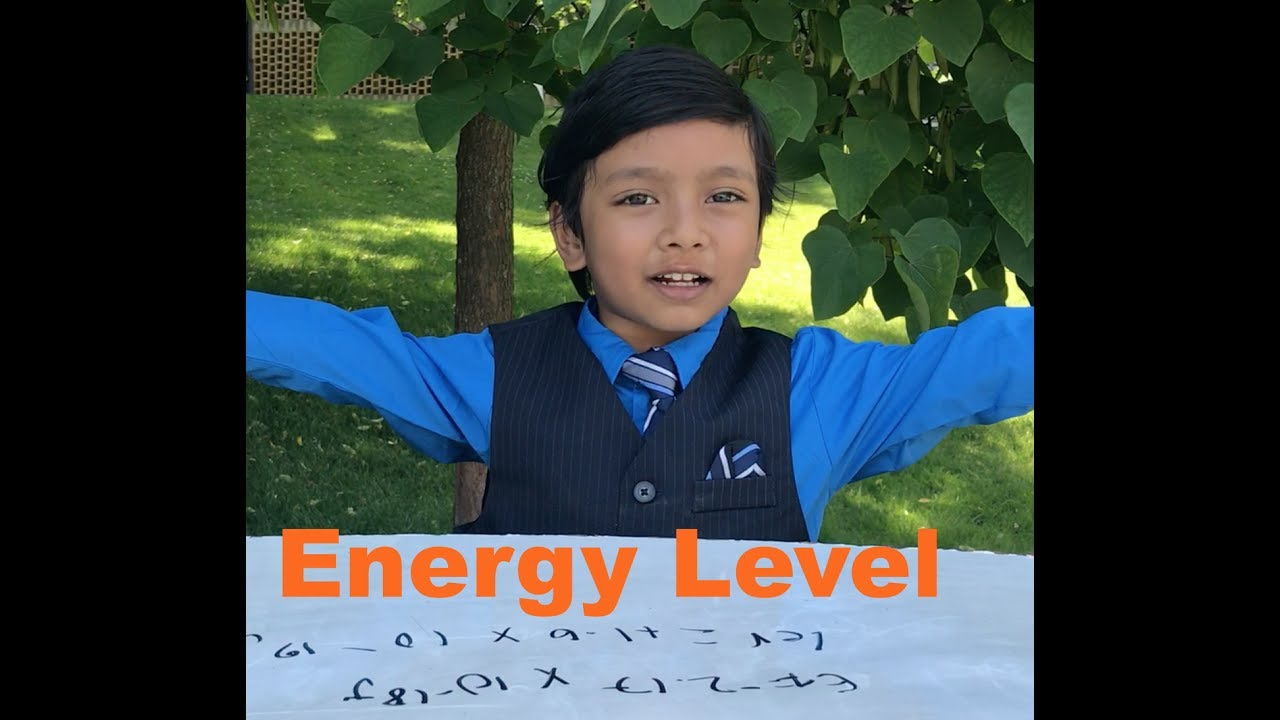 Chemisty Lesson 2: Energy Level (Part 1) by Soborno Isaac