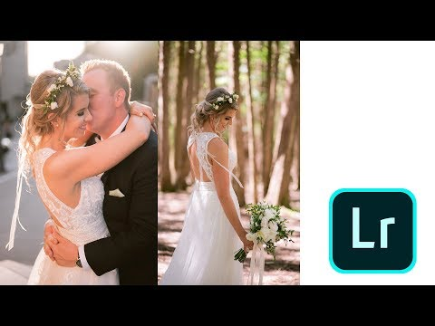 Adobe Lightroom Editing - From Full Wedding Day Behind The Scenes thumbnail