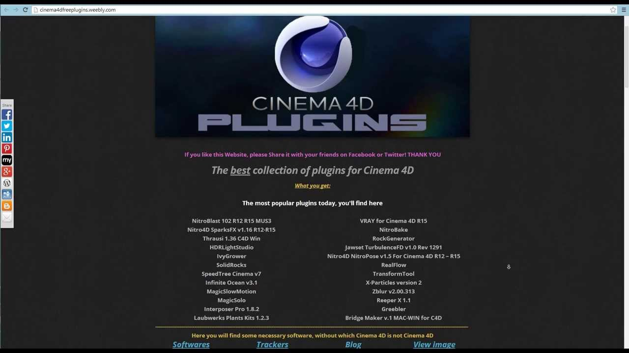 Cinema 4d download mac