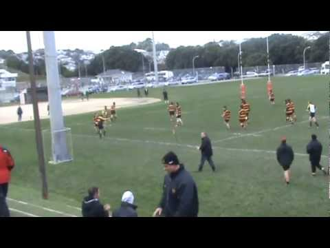 2012 Ed Chaney Cup Final Pare-Plim vs Wellington Club Full Game
