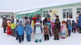 Масленица - русская народная песня 'Блины'