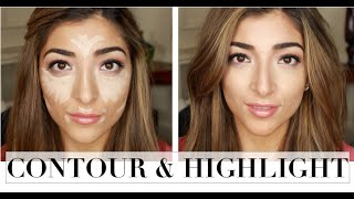 My Contour & Highlight Routine | Amelia Liana Thumbnail