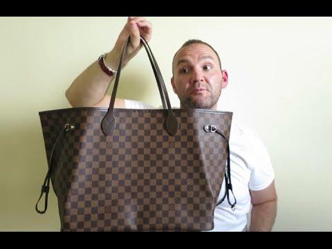 Louis Vuitton Neverfull GM Unboxing