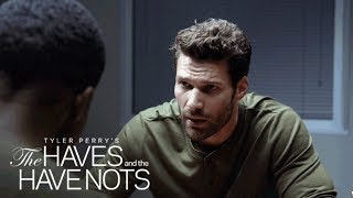Wyatt Makes Jeffery an Offer | Tyler Perry's The Haves and the Have Nots | Oprah Winfrey Network