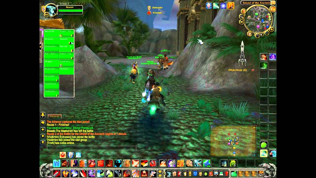 World Of Warcraft Fast Sota Win Defense Of The Ancients Achi