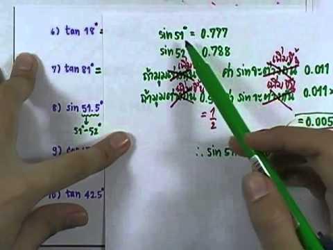 เลขกระทรวง พื้นฐาน ม.4-6 เล่ม2 : แบบฝึกหัด2.1 ข้อ04