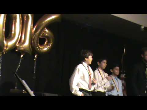 Jorge Vializ Awards Ceremony Everglades Preparatory Academy 2016