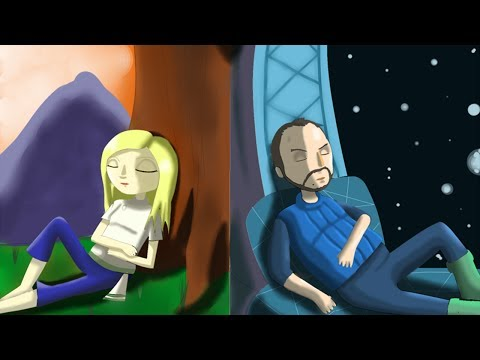 WTF Research : TB & Genna Play Broken Age - Part 1