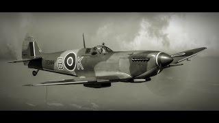 Samoloty wojskowe na świecie - Spitfire Narodziny Legendy