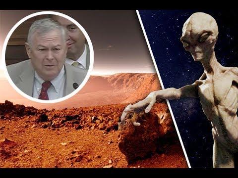 Científicos desconcertados después de que congresista pregunta a la NASA sobre una antigua civilizac