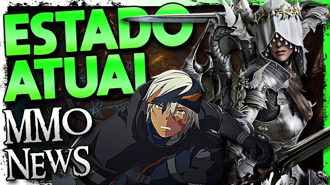 Estado Atual   MMO da Riot, Lançamento do B&S na UE4, Mortal Online 2, Lost Ark Adiado, MMORPG News
