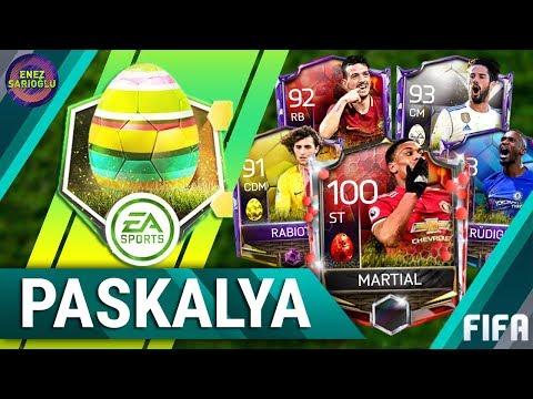 EASTER EVENT! 93 ISCO, 93 ALABA, 92 MARTIAL! FIFA MOBILE 18