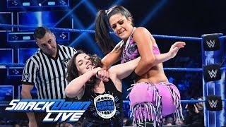 Bayley vs. Nikki Cross: SmackDown LIVE, June 25, 2019