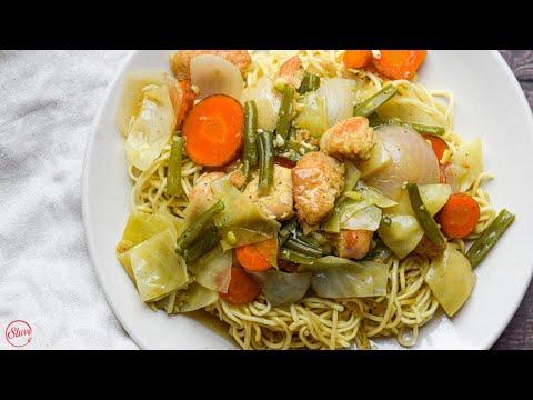 Restaurant Style Chicken Gravy Noodles   Gravy Chicken Chowmein