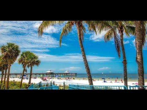 Fort Myers Beach/ Sanibel Island где тусуются американцы