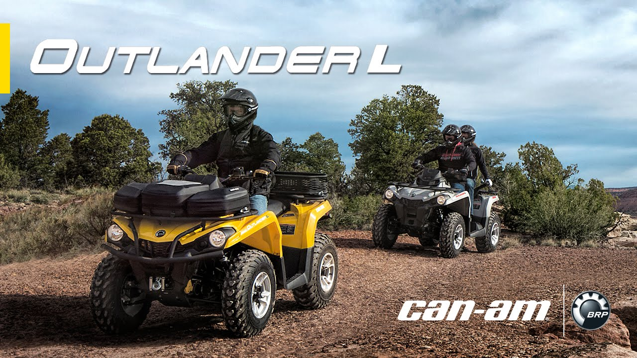 Introducing The All New 2015 Can Am Outlander L Youtube