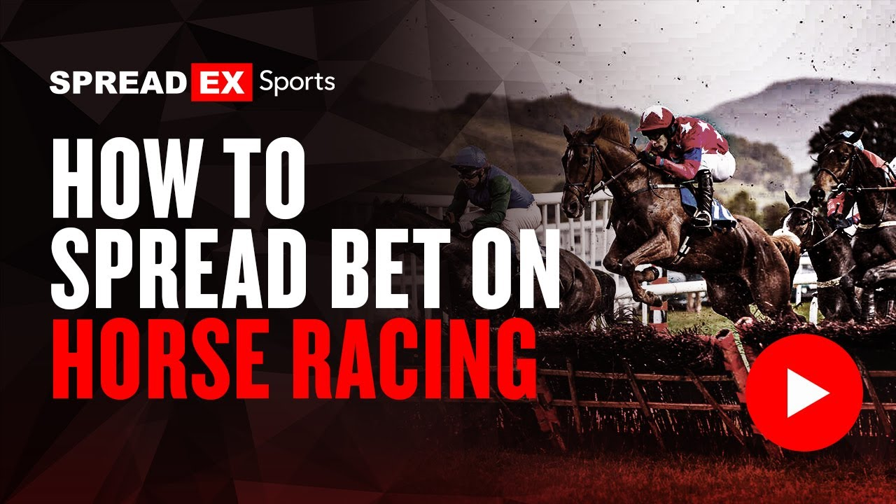 horse racing spread betting explained synonym