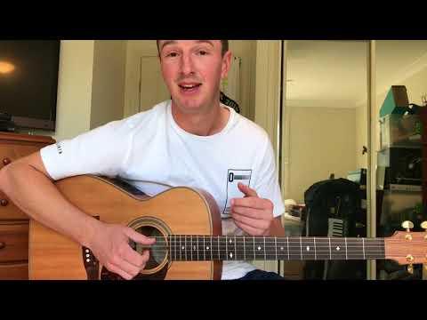 Fallin' Jessica Mauboy - Guitar Tutorial