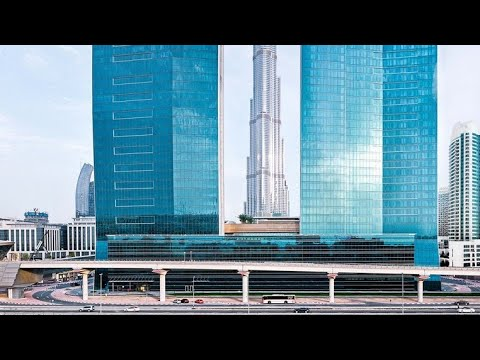 Where You can find Sofitel Hotel downtown Dubai.