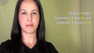 English: How to Pronounce M consonant: American Accent