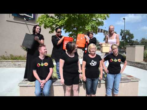 Ice Bucket Challenge | Clary Sage College