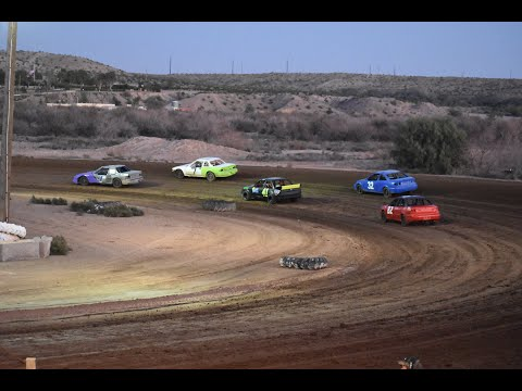 Mohave Valley Raceway IMCA Modifieds