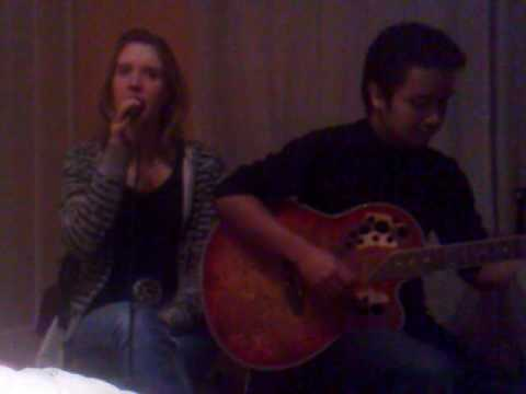 Manisha & Randy Dean- Sacrifice cover