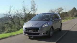 The new Peugeot 5008 - comfortable and versatile SUV | AutoMotoTV