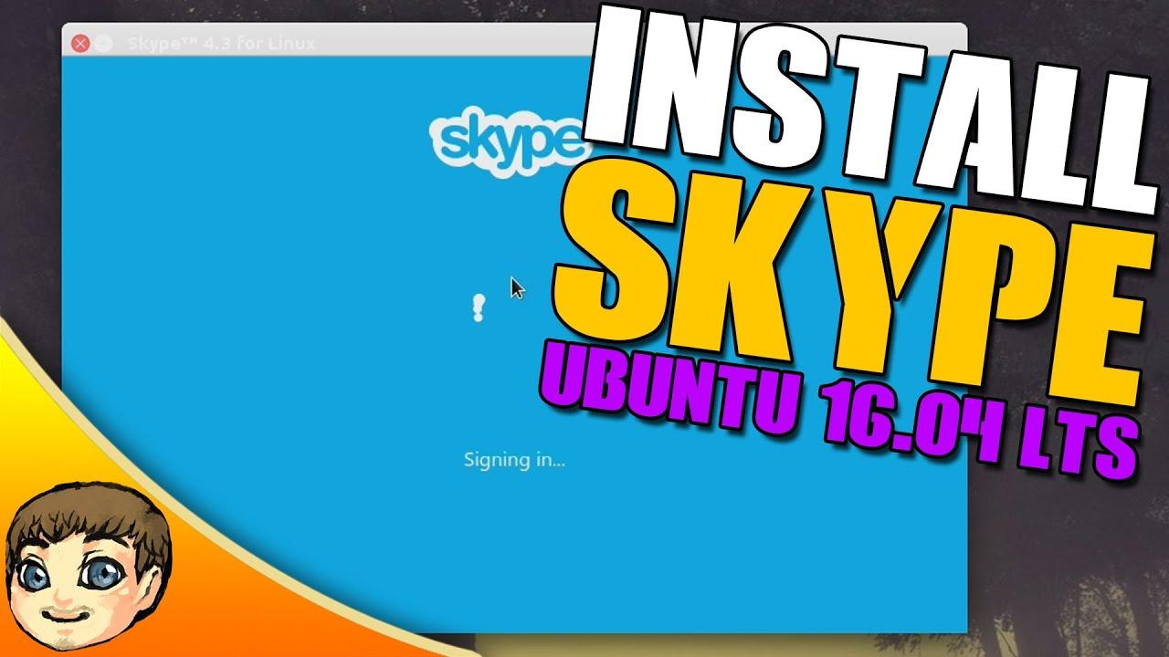 how to download skype in ubuntu