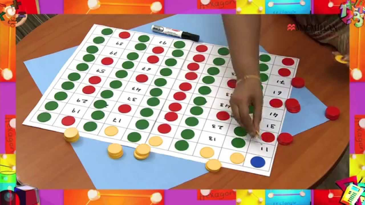 Fraction Activity for Class 4 - YouTube