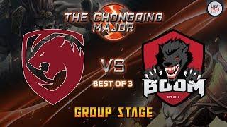 [DOTA2] Tigers VS Boom.id (BO3) - The Chongqing Major SEA Qualifier Groupstage