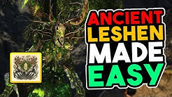 MHW | Ancient Leshen Made EASY - How to Defeat Ancient Leshen Guide - Monster Hunter World