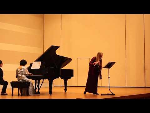 """Carl Reinecke, """"Undine"""", Sonate für Pianoforte und Flöte; 1.u 2.Satz"""