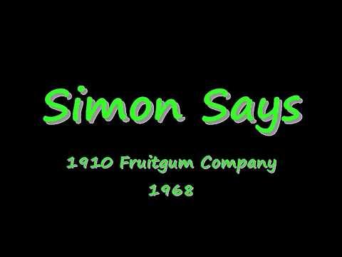 Simon Says - 1910 Fruitgum Company - 1968