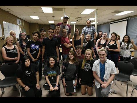 Mountain View High School Talk