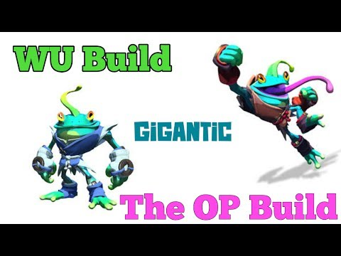 Gigantic Gameplay - The OP Wu Build