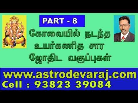 Repeat KP ASTROLOGY TRAINING CLASSES, KP ASTROLOGY – 083