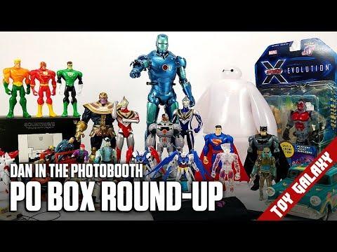 PO Box Round Up (Hot Toys Iron Man, MASK, Thanos, Thundercats) – Dan in the Photobooth #135