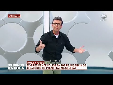 Os Donos da Bola - 20/05/2019 – Parte 1 from YouTube · Duration:  25 minutes 40 seconds