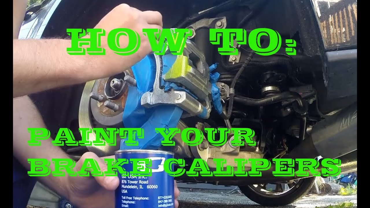 How To Paint Brake Calipers Apply Caliper Decals FAST And EASY - Bmw brake caliper decals