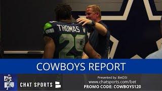Cowboys Report: Cowboys Rumors On Jourdan Lewis & Earl Thomas, News & Cowboys vs. Seahawks Preview