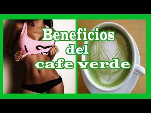 CAFÉ VERDE BENEFICIOS PARA ADELGAZAR Y DIABETES - GREEN COFFEE