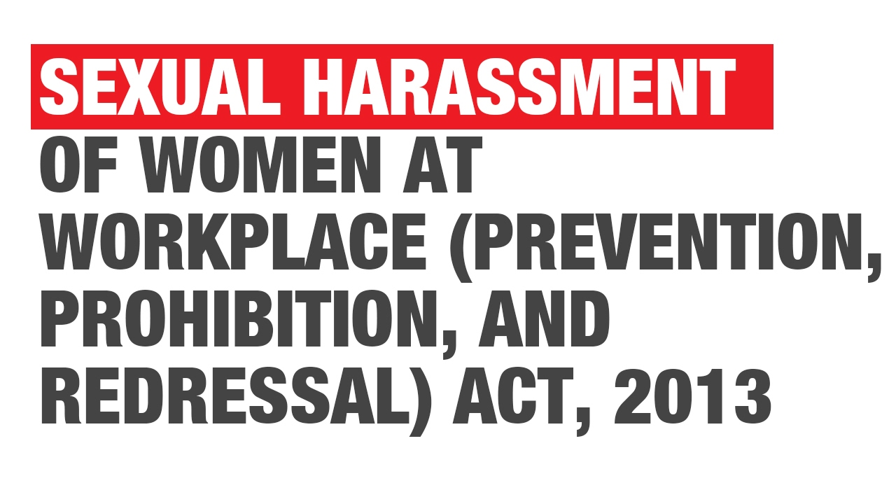 Women harassment law
