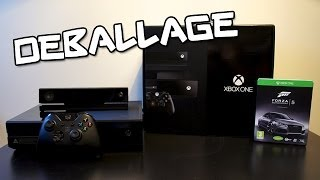 Déballage / Unboxing - Xbox One : Day One Edition / Forza Motorsport 5 : Edition Limitée