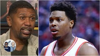 Kyle Lowry in playoffs is the only thing the Raptors are worried about - Jalen Rose l Jalen & Jacoby